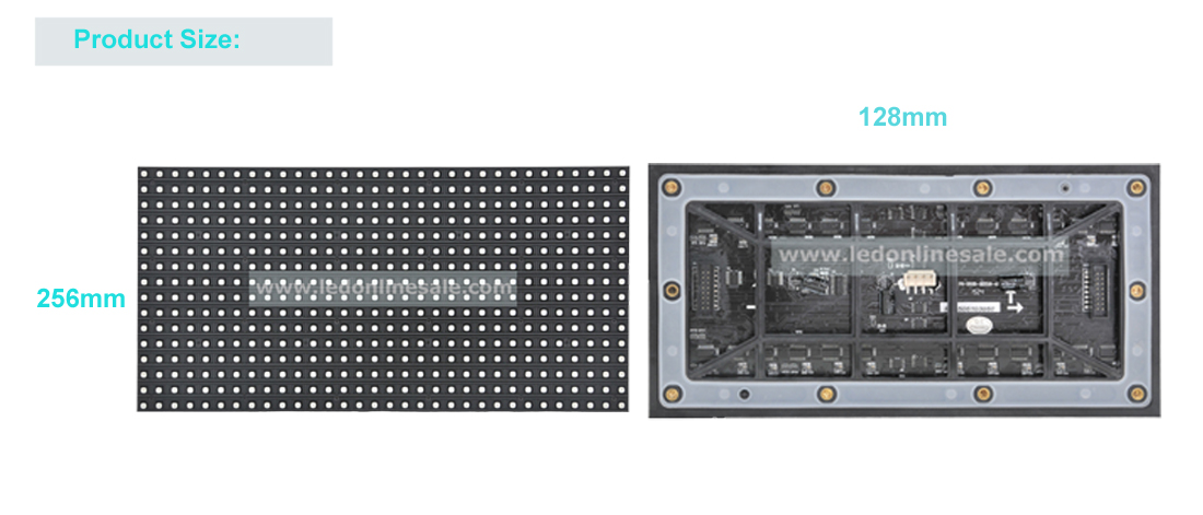 P8 Outdoor LED Display Module