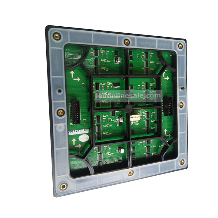 P6 outdoor rental led display module led online sale for Exterior led screen