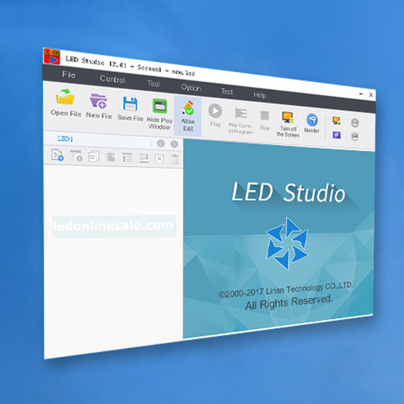 Linsn Led Display Control Software Series Led Online Sale