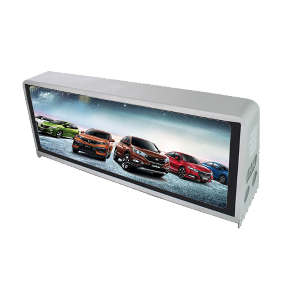 Compare Car Rental: P2.5 Taxi Top LED Display